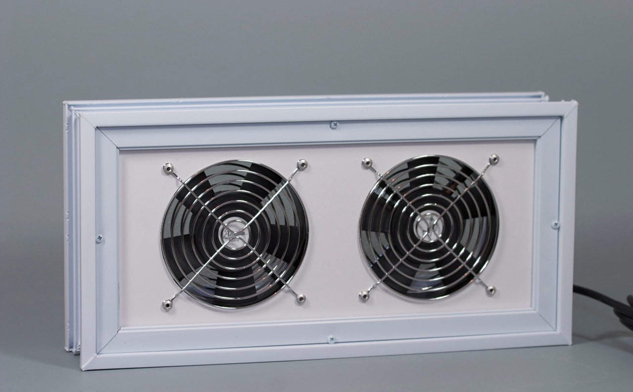 Louver Vents And Grilles For The Hvac Industry