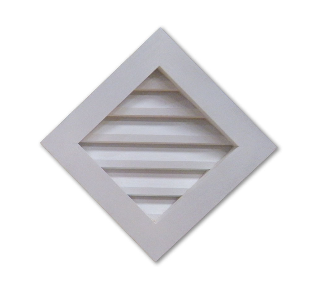 Wood Gable Vents, Gable Vents
