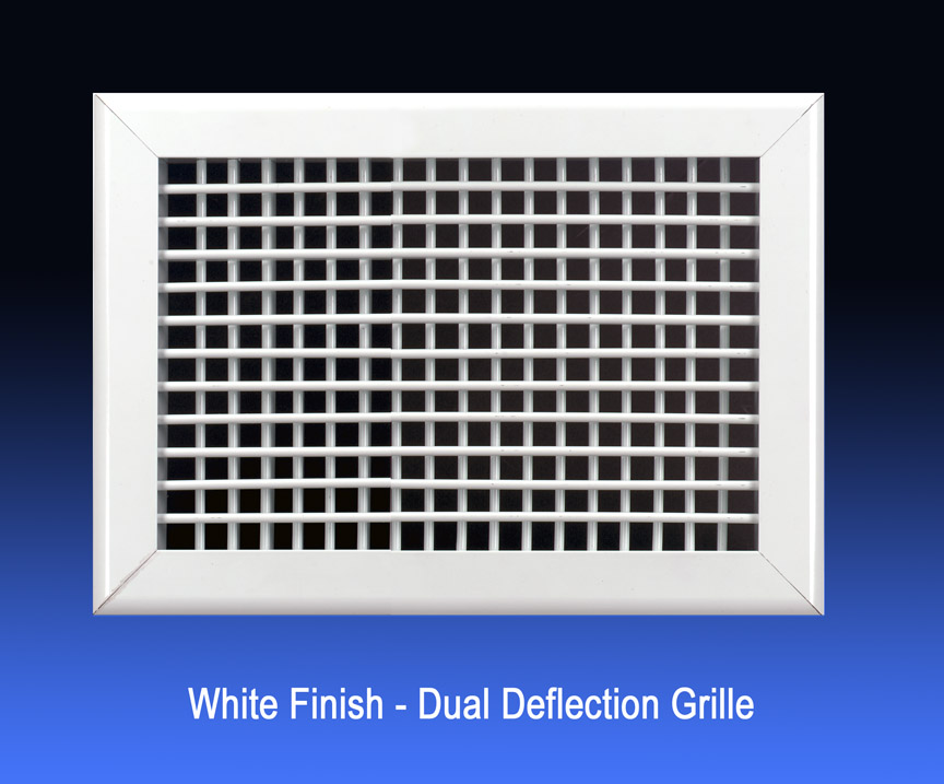 Dual Deflection Grill