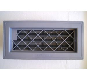 "Automatic Foundation Air Vent 13"" x 5"""