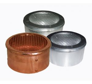 Round Soffit Vents, Heavy Duty