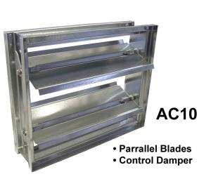 AC10 - AC20 Air Control Dampers